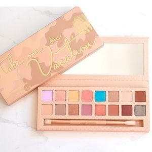 Kylie - Take Me on Vacation Eyeshadow Palette